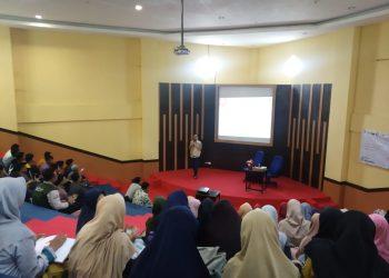 Talkshow online ACT Tangerang Raya. (IST)