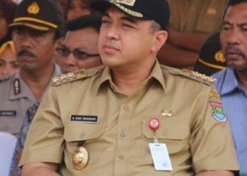 Bupati Tangerang A. Zaki Iskandar. (IST)