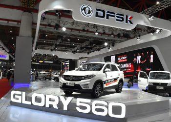 DFSK Glory 560. (IST)