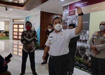 Walikota Tangerang Arief R. Wismansyah. (IST)