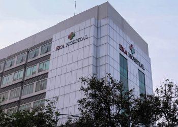 Eka Hospital. (Net)