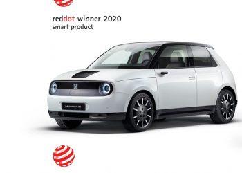 Mobil listrik Honda E. (IST)