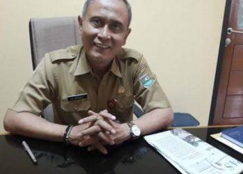Kepala Disnaker Kabupaten Tangerang Jarnaji. (RAY)