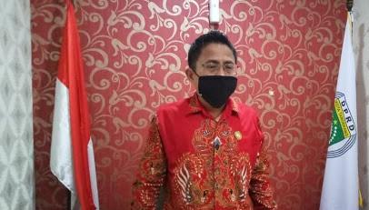 Ketua DPRD Kota Tangerang Gatot Wibowo. (NET)