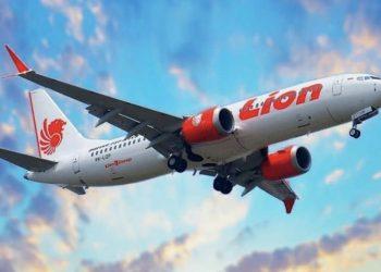 Pesawat Lion Air. (NET)