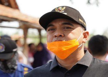 Bupati Tangerang Zaki Iskandar. (Ist)