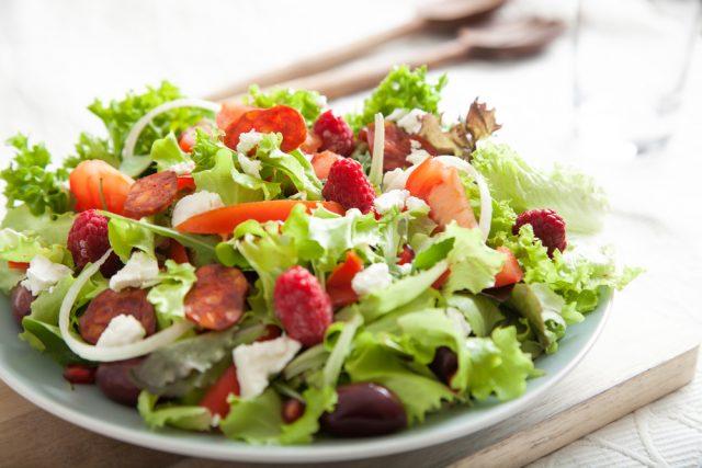 hal yang bikin salad tidak sehat