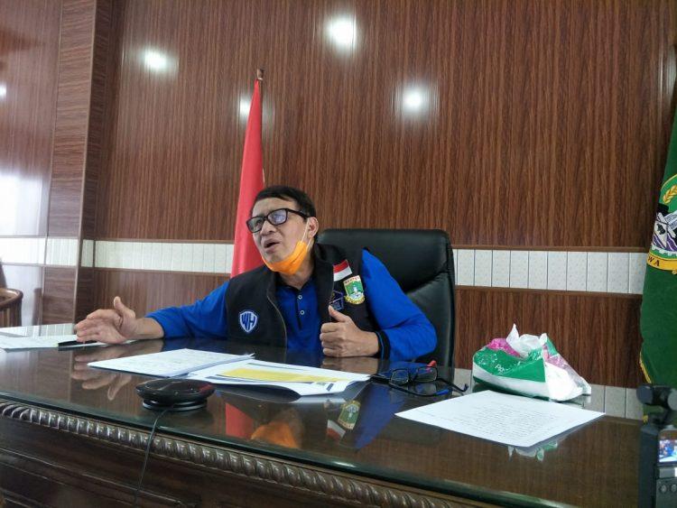 Gubernur Banten Wahidin Halim. (NET)
