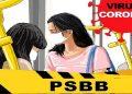 Perpanjangan PSBB di Tangerang Raya. (NET)