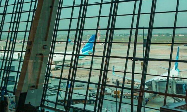 Bandara Soekarno-Hatta. (Net)