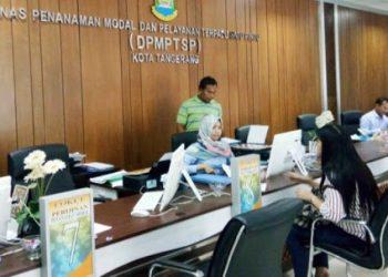 DPMPTSP Kota Tangerang. (NET)