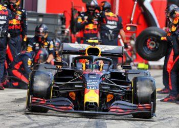 Tim Red Bull Honda menargetkan raih poin di sirkuit Hungaroring. (IST)