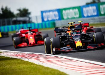 Grand Prix F1 Hungaria. (IST)