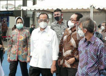 Menteri Perhubungan Budi Karya Sumadi. (IST)