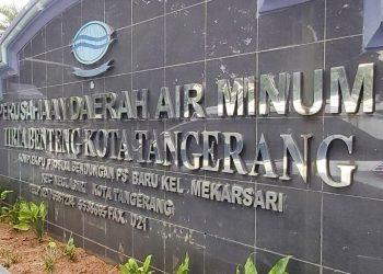 PDAM Tirta Benteng Kota Tangerang. (NET)