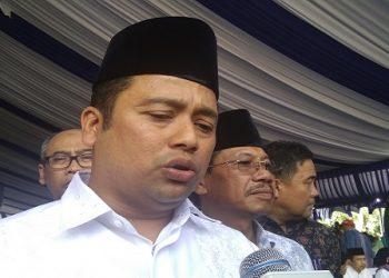 Walikota Tangerang Aried R Wismansyah. (RIK)