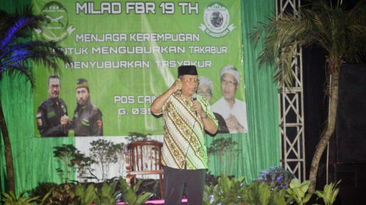 Wakil Walikota Tangsel Benyamin Davnie. (RAY)