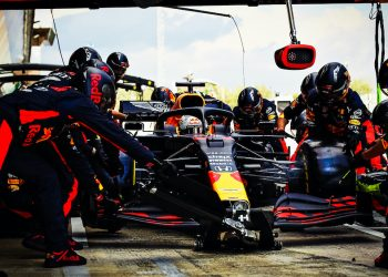 Grand Prix Spanyol 2020. (IST)