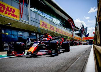 Formula 1 Grand Prix Britania Raya. (IST)