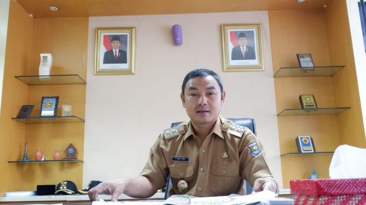 Wakil Bupati Tangerang Mad Romli. (YAT)