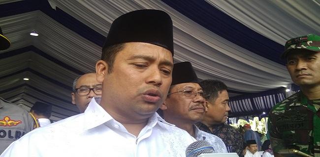 Walikota Tangerang Arief R Wismansyah. (MPE)
