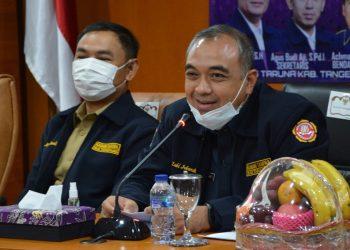 Bupati Tangerang Ahmed Zaki Iskandar. (IST)