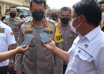 Kapolda Banten Irjen Rudy Heriyanto Adi Nugroho. (RLS)