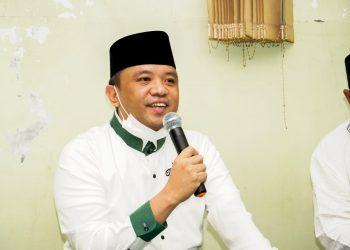 Ketua DPC Kota Tangerang PKB Ahmad Fuady. (RIN)