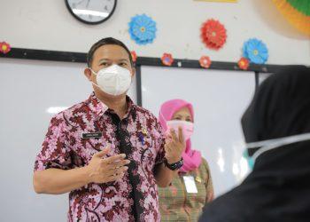 Kepala Dinas Pendidikan dan Kebudayaan Kota Tangerang, Jamalludin. (IST)