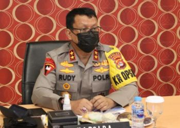 Kapolda Banten Irjen Pol. Rudy Heriyanto Adi Nugroho. (RLS)