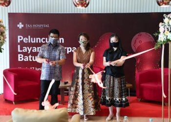 Peresmian Layanan Terpadu Batu Ginjal Eka Hospital Bekasi. (IST)