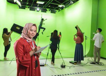 Mahasiswa Universitas Multimedia Nasional. (IST)
