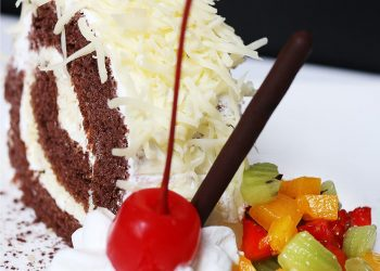 Choco Cheese Roll ala Hotel Santika Premiere Bintaro. (IST)