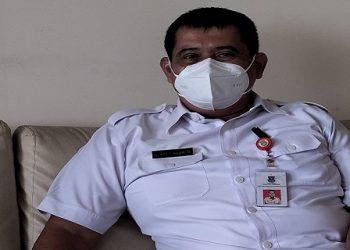 Kepala Dinas Bina Marga dan Sumber Daya Alam (DBMSDA) Kabupaten Tangerang, Slamet Budi. (RIK)