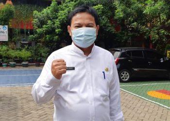 Kepala Dindik Kota Tangerang, Jamaluddin. (KEY)