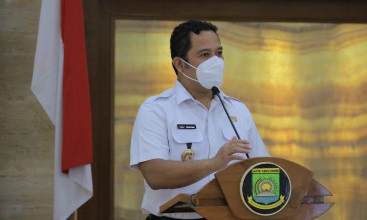 Walikota Tangerang, Arief R. Wismansyah. (IST)