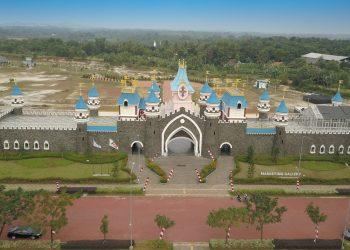 Kawasan Moderland Cilejit, Kabupaten Tangerang. (IST)